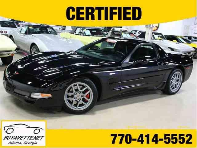 2002 Chevrolet Corvette | 1006691