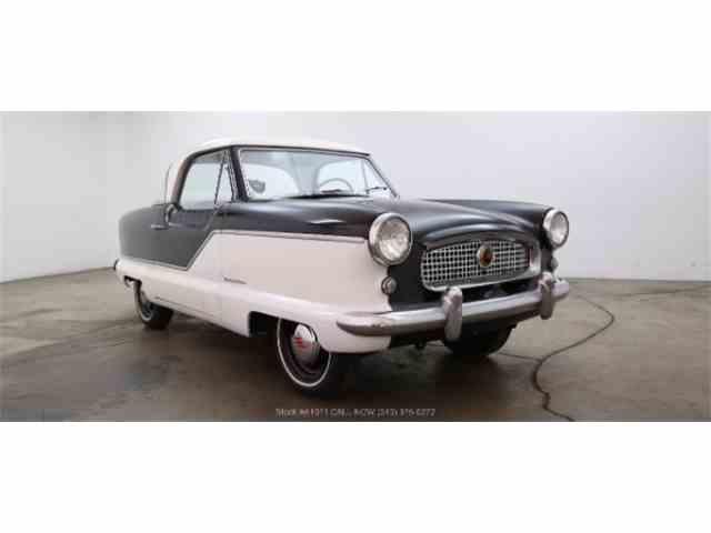 1960 Nash Metropolitan | 1006692