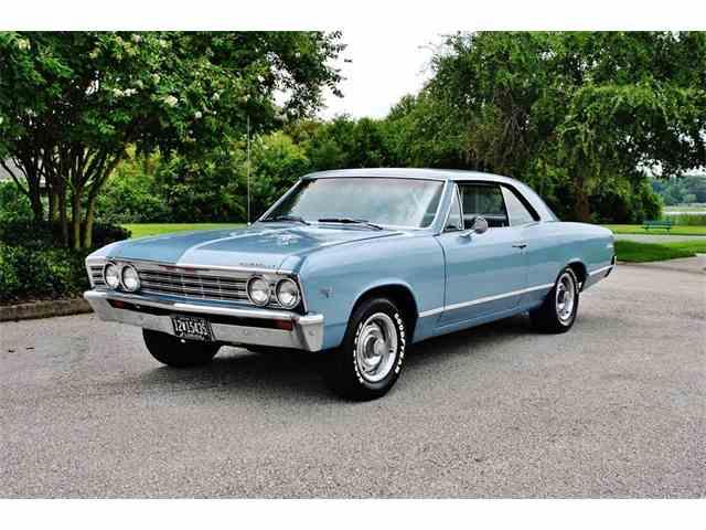 1967 Chevrolet Malibu | 1006694