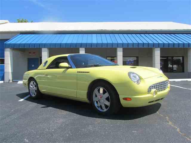 2002 Ford Thunderbird | 1000067
