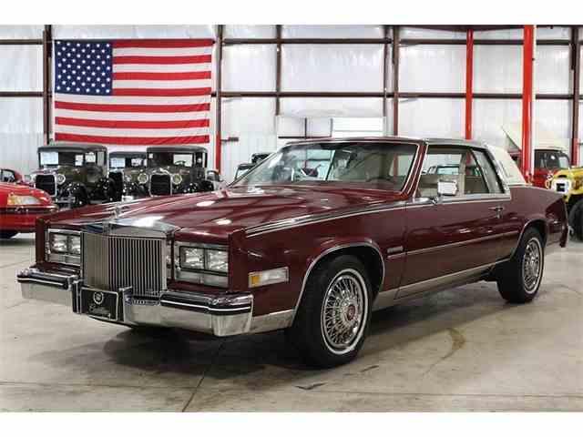 1983 Cadillac Eldorado | 1006701