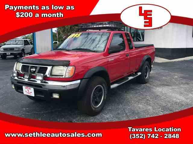 2000 Nissan Frontier | 1000671