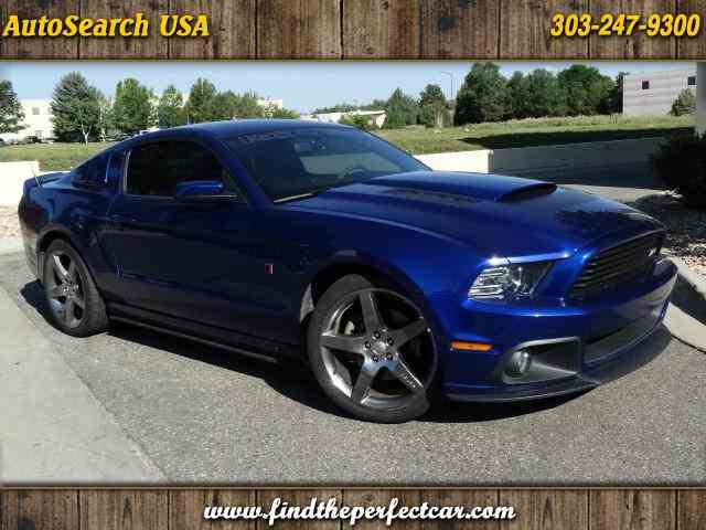 2013 Ford Mustang   1006715
