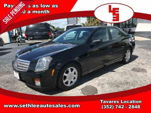 2003 Cadillac CTS | 1000673
