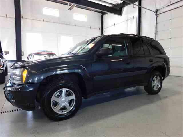 2005 Chevrolet Trailblazer | 1006734