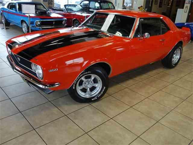 1967 Chevrolet Camaro | 1006737