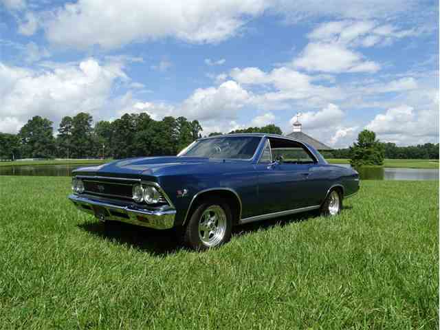Picture of Classic 1966 Chevrolet Chevelle Offered by Brown's Performance Motorcars - LKT0