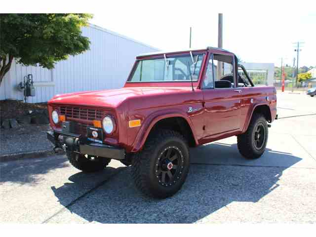 1974 Ford Bronco | 1006746