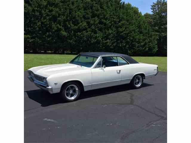 1967 Chevrolet Chevelle | 1006747