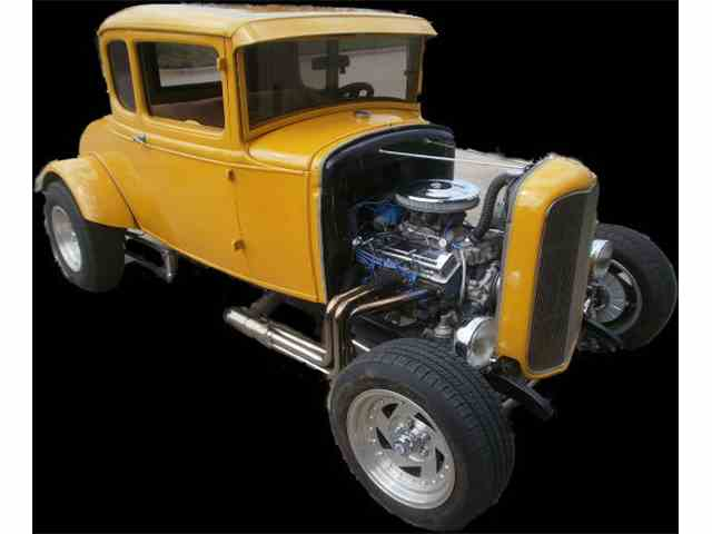1931 Ford 5-Window Coupe | 1000675