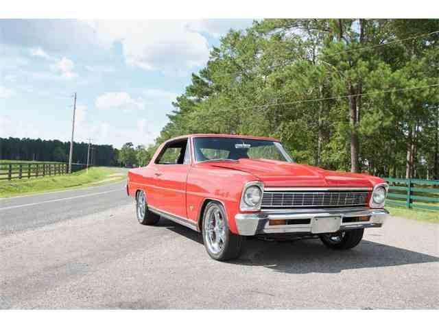 1966 Chevrolet Nova   1006753