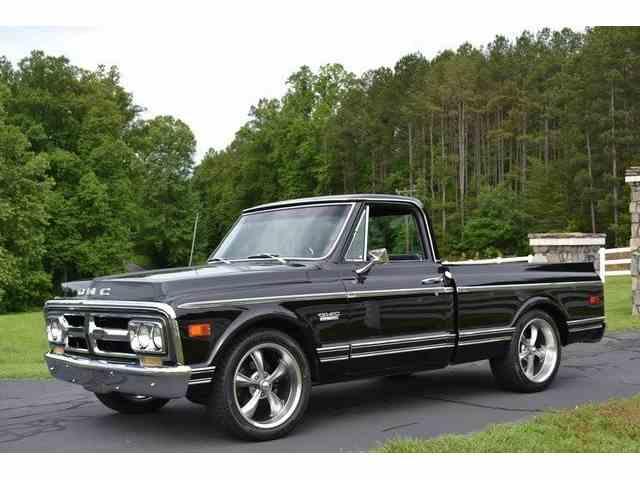 1972 GMC 1500 | 1006756