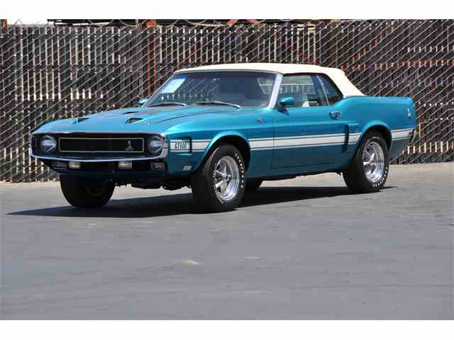 1969 Ford Mustang GT500 Clone | 1006759