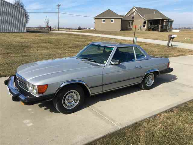 1978 Mercedes-Benz 450SL | 1000676