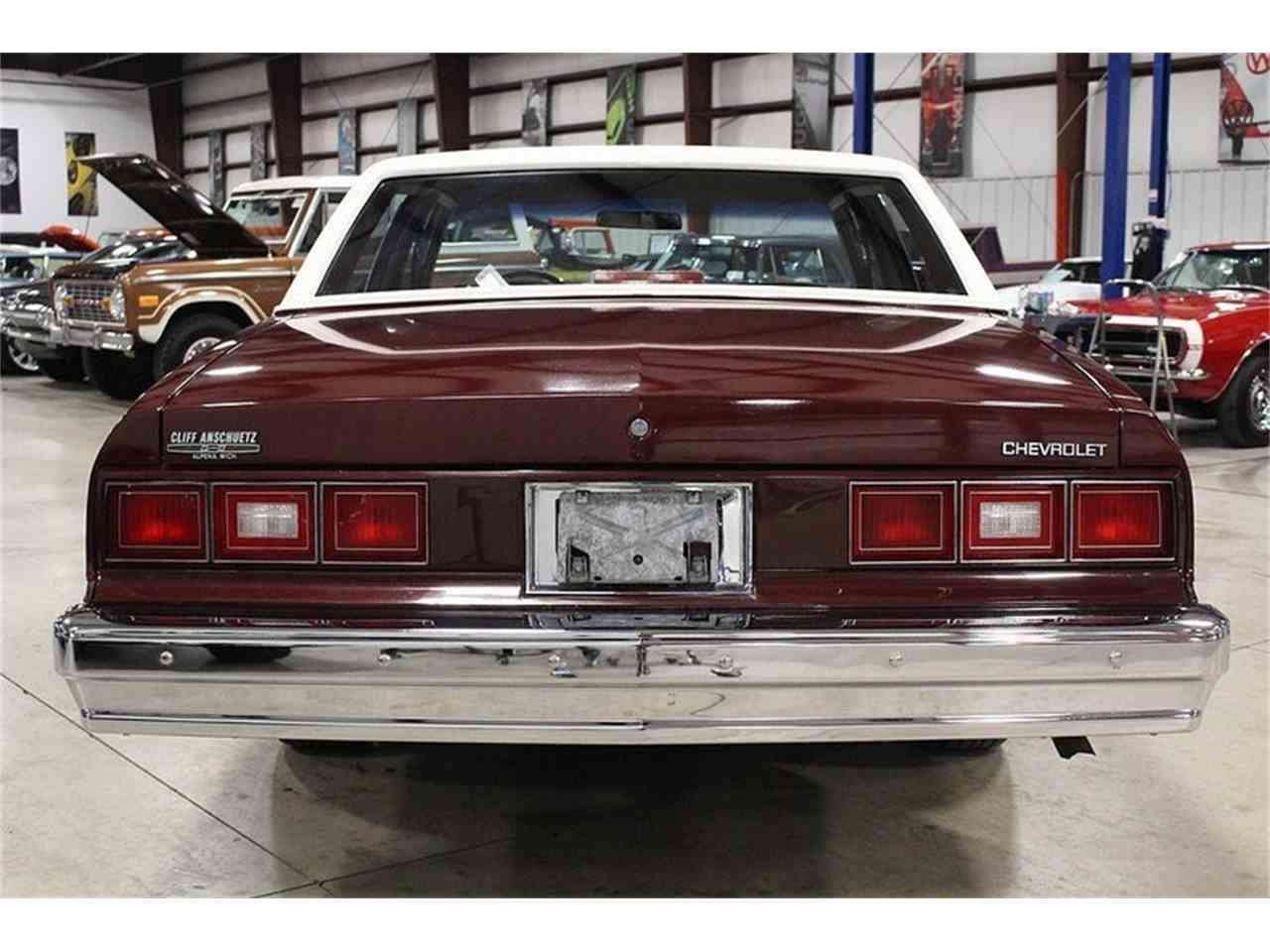 1981 Chevrolet Impala for Sale | ClassicCars.com | CC-1006770