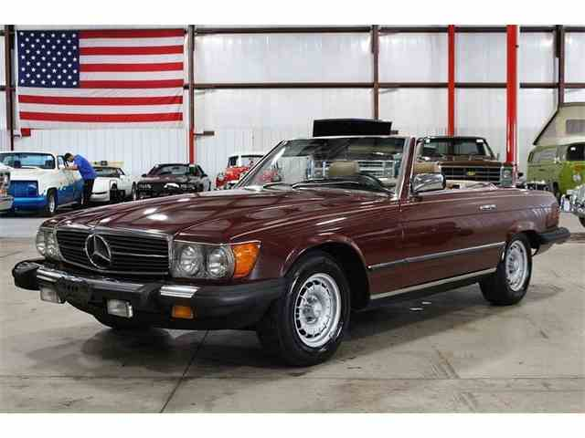 1984 Mercedes-Benz 380SL | 1006771