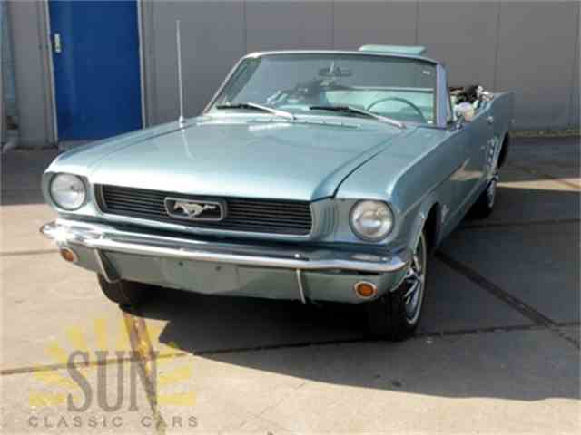 1966 Ford Mustang | 1006778