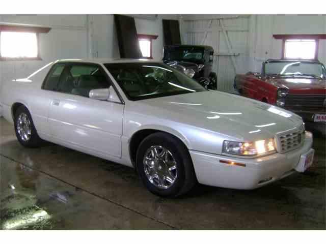 2001 Cadillac Eldorado | 1006784