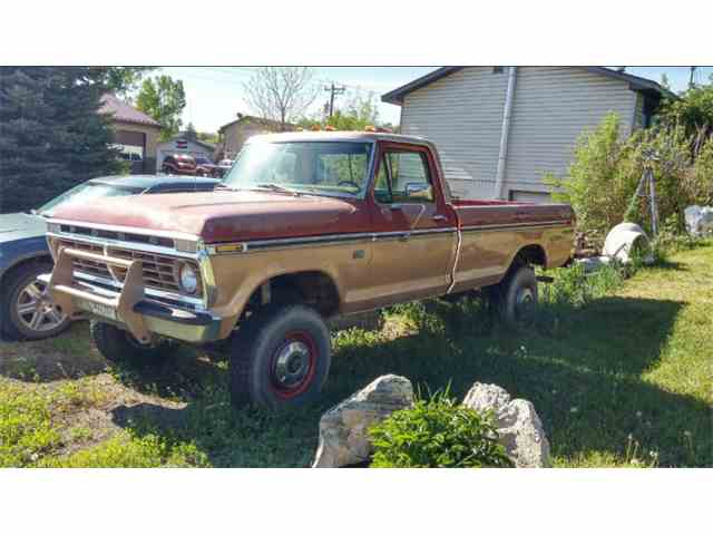 1975 Ford F250 | 1006792