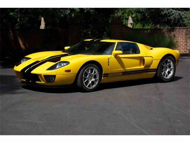 2006 Ford GT | 1006796