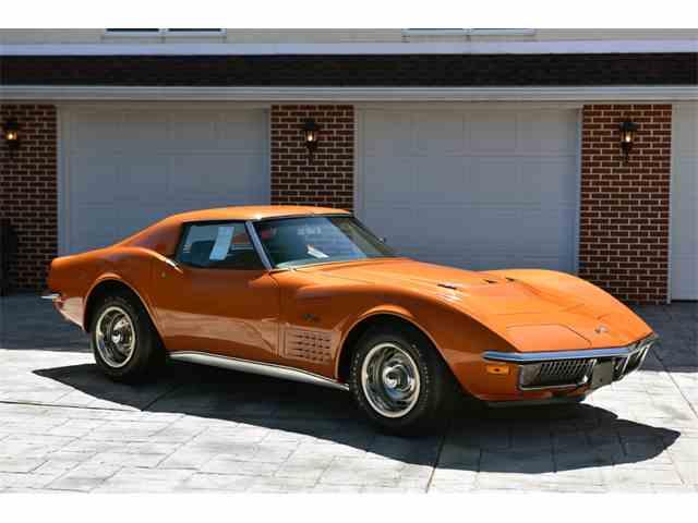 1971 Chevrolet Corvette | 1006798