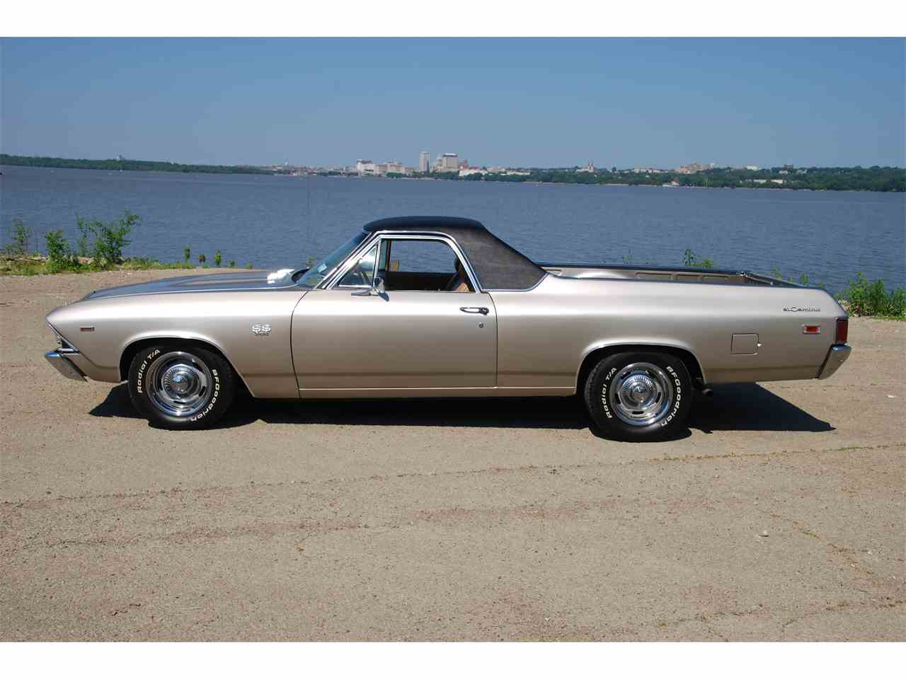 1969 chevrolet el camino for sale cc 1006799. Black Bedroom Furniture Sets. Home Design Ideas