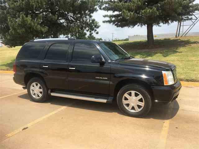 2005 Cadillac Escalade | 1000068