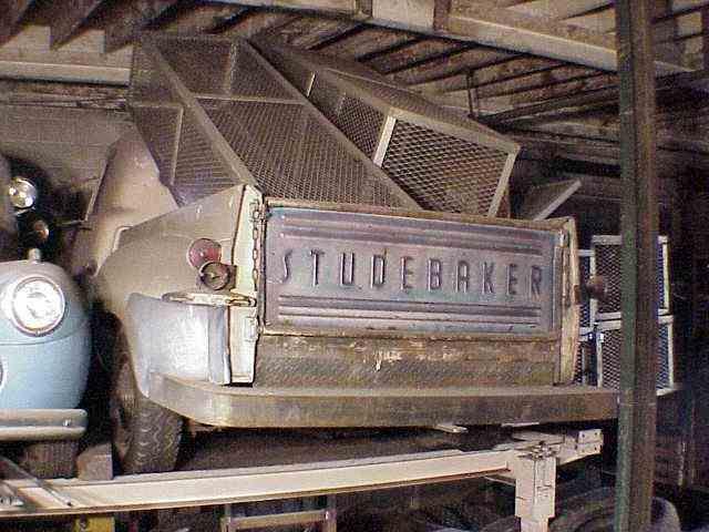 1953 Studebaker Pickup   1006810
