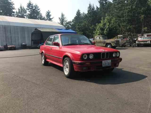 1989 BMW 325 IX | 1006824