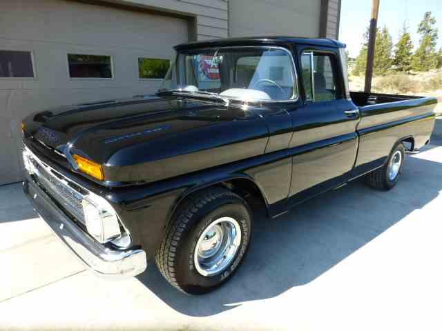 1963 Chevrolet C/K 10 | 1006828