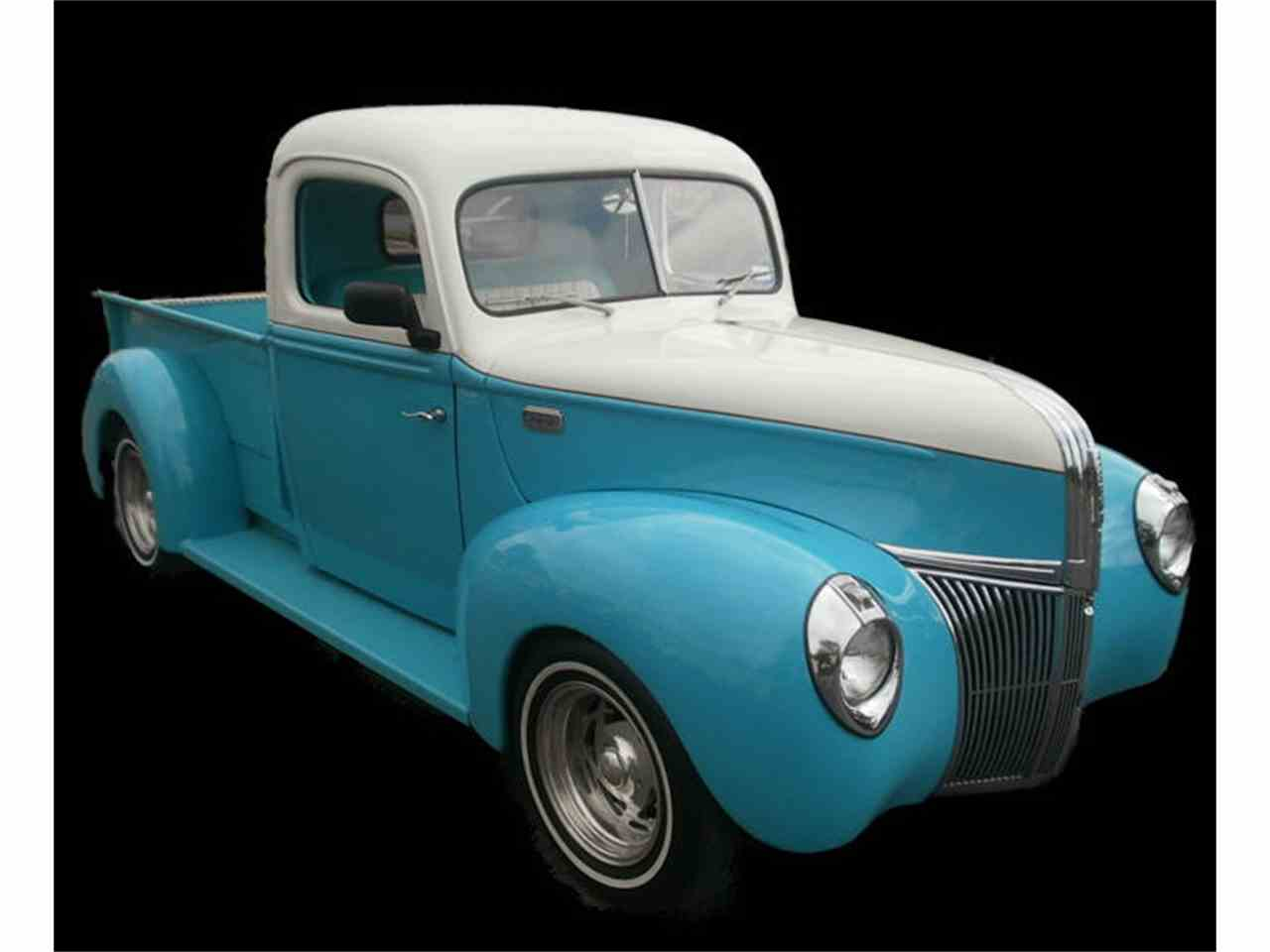 1940 Ford Pickup for Sale - CC-1000683