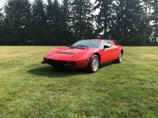 1974 Maserati Merak SS | 1006830