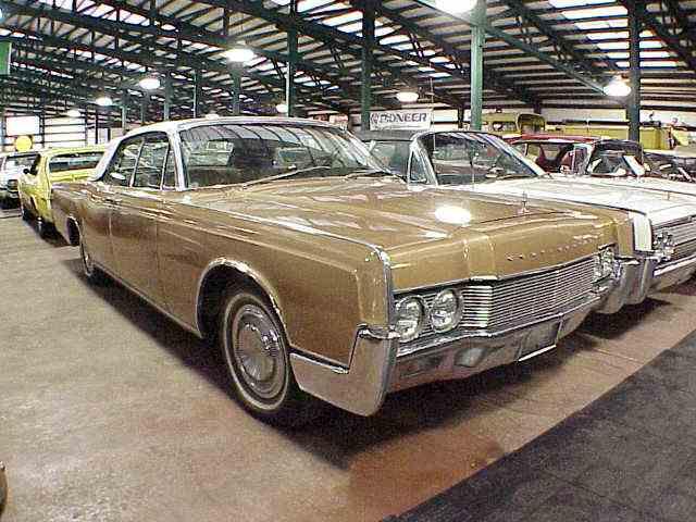 1967 Lincoln Continental | 1006833