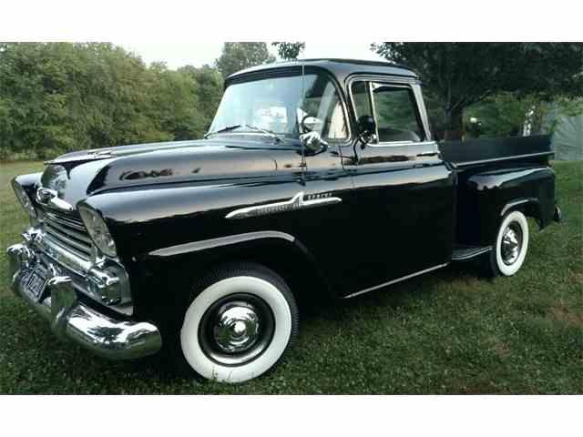 1958 Chevrolet Apache | 1006835