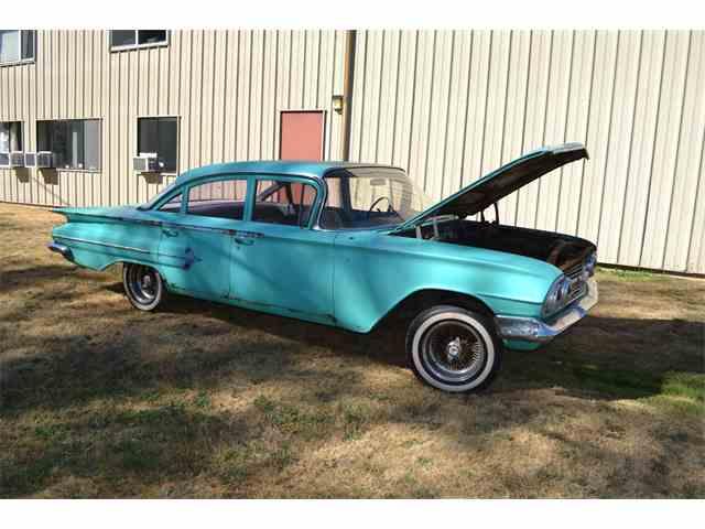 1960 Chevrolet Bel Air | 1006836
