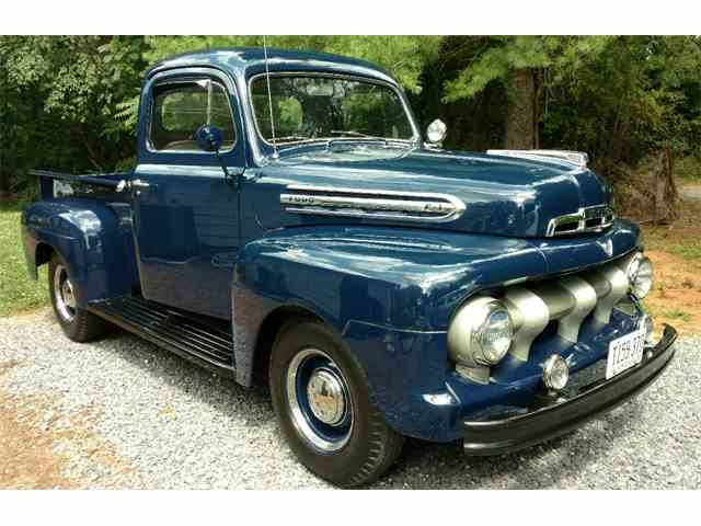 1951 Ford F1 | 1006837