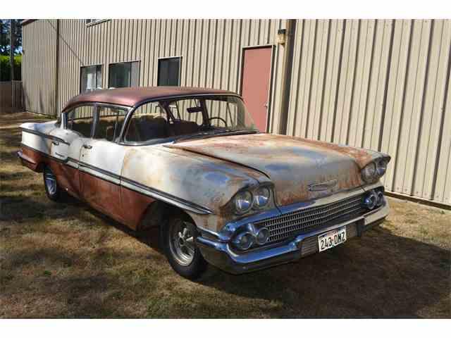 1958 Chevrolet Biscayne | 1006839