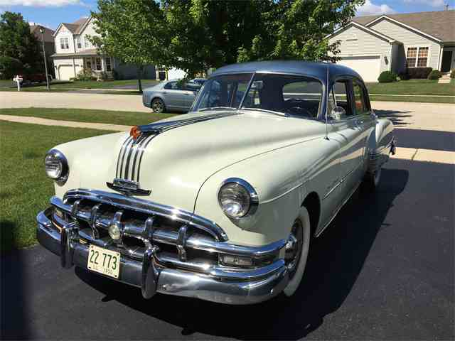 1950 Pontiac Chieftain | 1006855