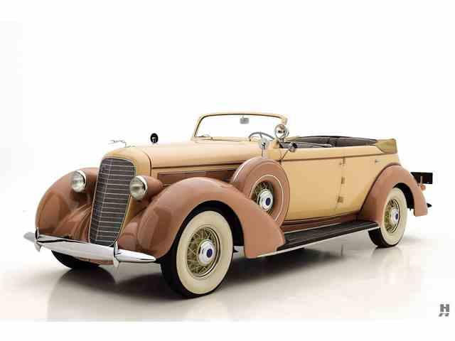 1936 Lincoln K V-12 | 1000686