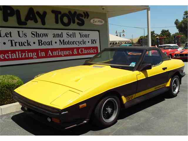 1986 TVR Tasmin 280I Targa | 1006861