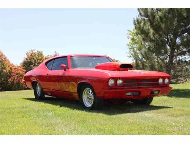 1969 Chevrolet Chevelle | 1006862