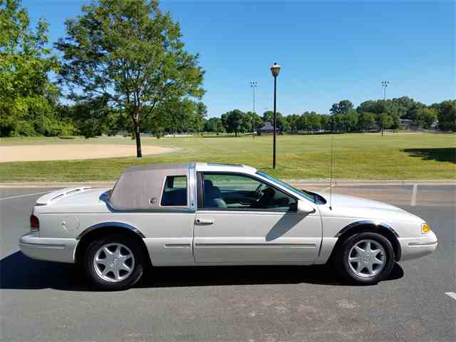 1997 Mercury Cougar XR7 | 1006863