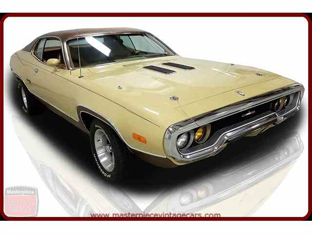 1972 Plymouth Satellite Sebring Plus | 1006865