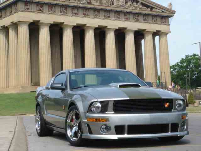 2008 Ford Mustang (Roush) P51A | 1006868