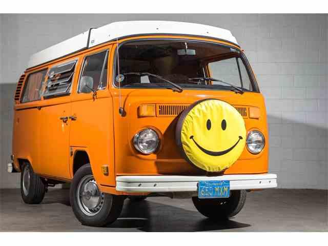 1975 Volkswagen Westfalia Camper   1006871