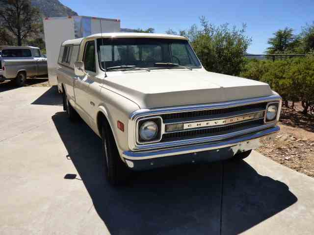 1969 Chevrolet C/K 10 | 1006877