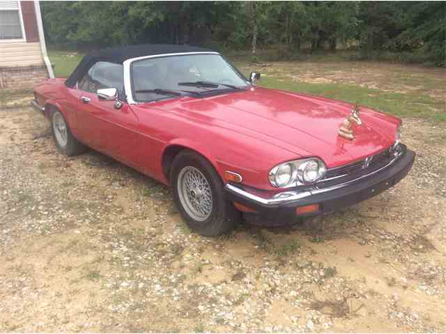 Picture of '89 Jaguar XJS located in FLORIDA - $8,999.00 Offered by a Private Seller - LKWV