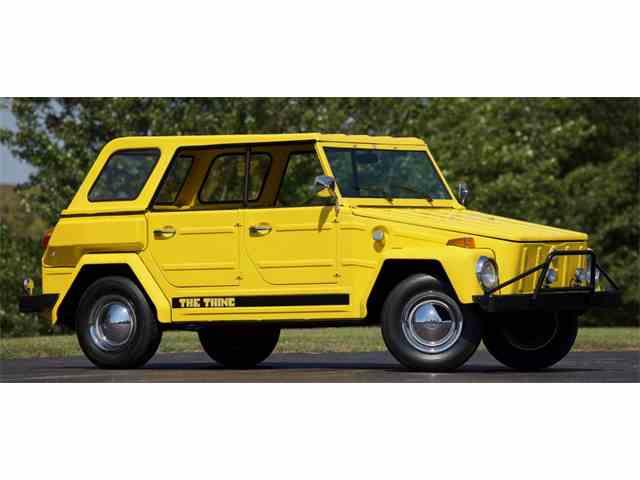 1974 Volkswagen Thing | 1006886