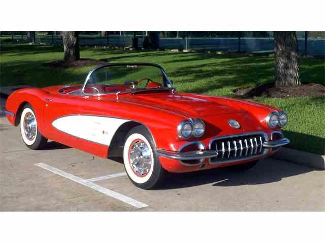 1960 Chevrolet Corvette | 1006892