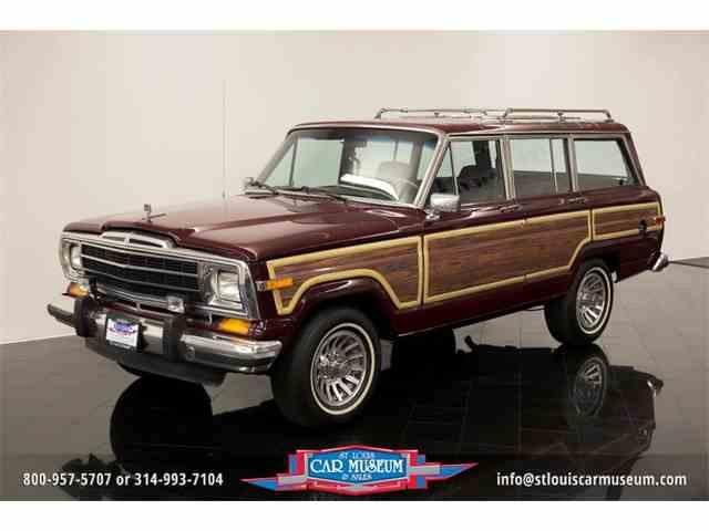 1988 Jeep Wagoneer | 1006910